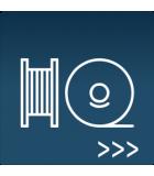 Molinete electrico